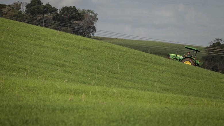 Máquinas agrícolas são otimismo em longo prazo