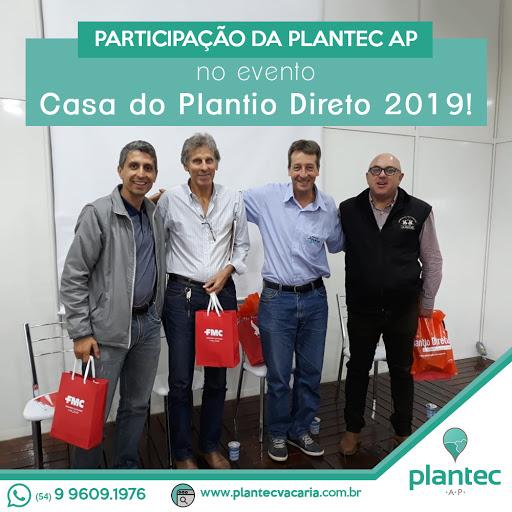 Plantec participa do evento Casa do Plantio Direto 2019
